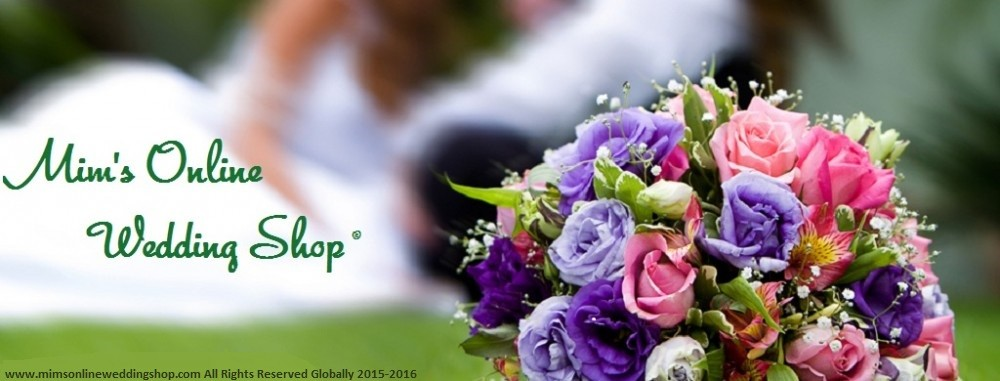 Mim's Online Wedding Shop
